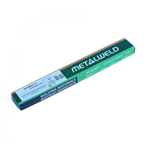 Elektrody RUTWELD 12 (1,0kg) Metalweld