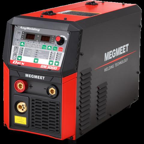 Inwertorowy półautomat spawalniczy Dex DM 3000