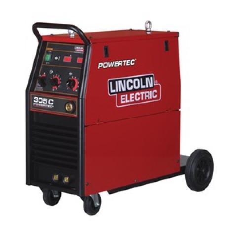 Półautomat spawalniczy Powertec 305C 4R 230/400V Lincoln