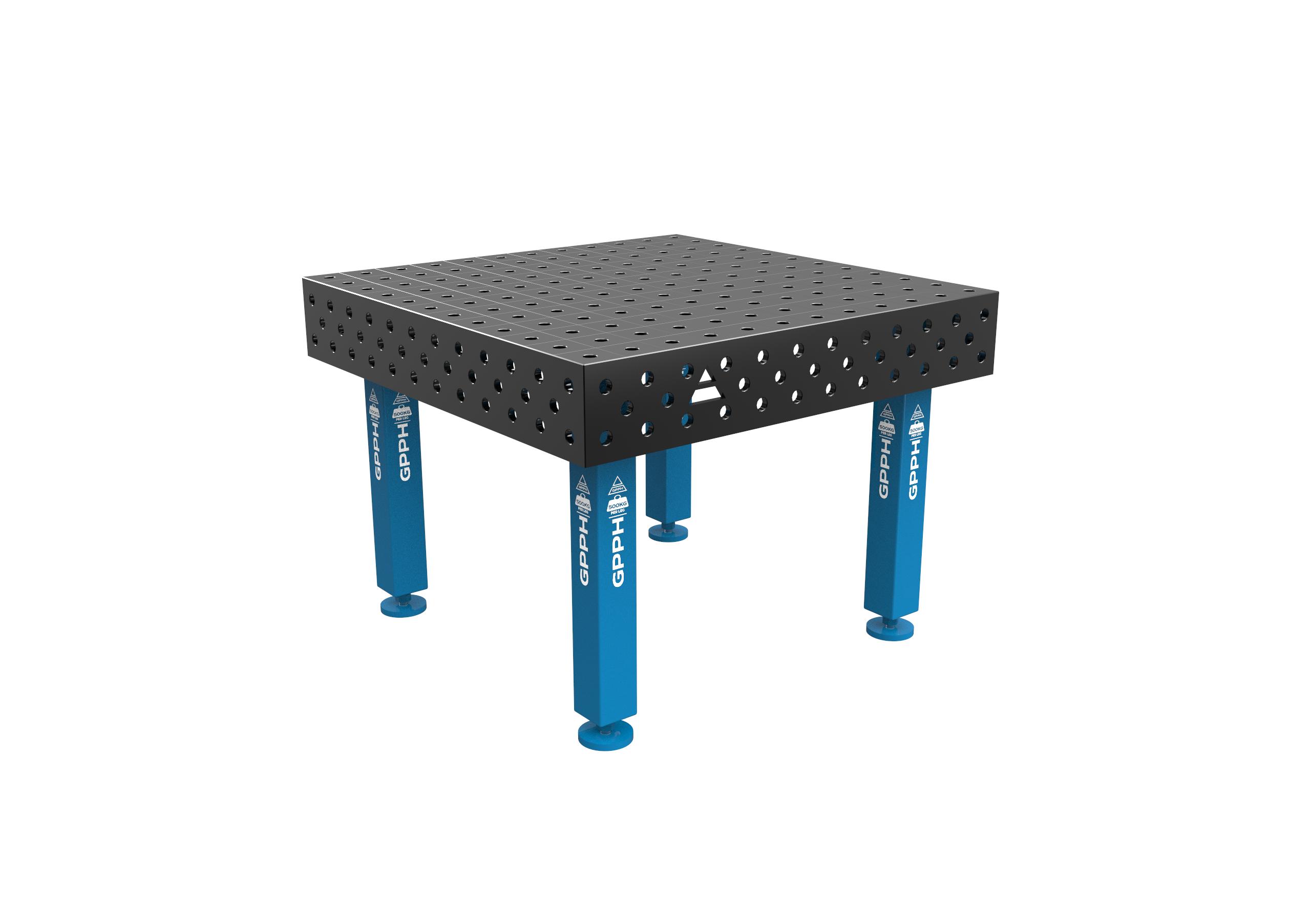 Stół spawalniczy 1200x1200mm 2t GPPH