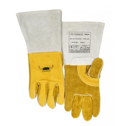Rękawica spawalnicza Comfoflex 10-2750 ze skóry wołowej Weldas