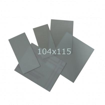 Szybka poliwęglanowa 104x115 mm