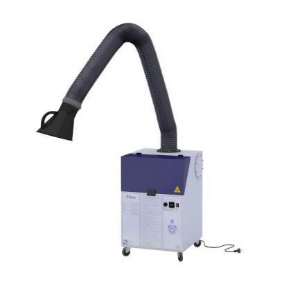 Mobilne urządzenie filtrujące filtoo 1,1 kW z ramieniem 3m Teka