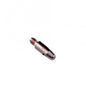 Końcówka prądowa CuCrZr M6/0,8/28 D=8 Binzel Abicor (wzmocniona)